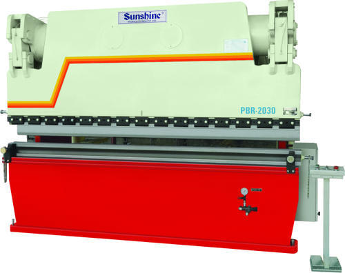 pacific hydraulic press brake manual