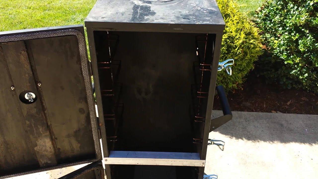 great outdoors smoky mountain series charcoal smoker manual