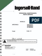 doosan p185 compressor service manual