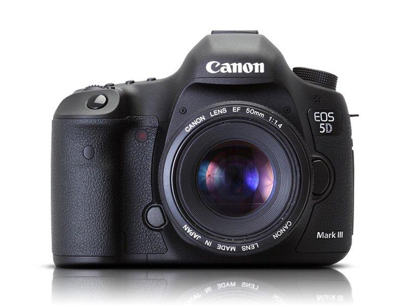 canon 5d mark iii manual settings