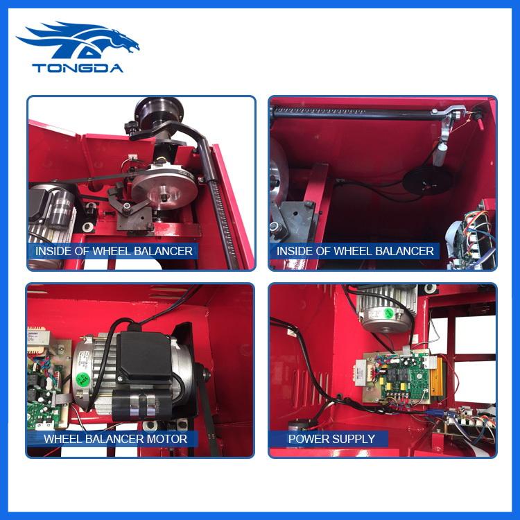 cb 800 wheel balancer manual