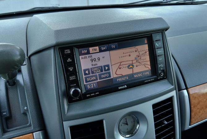 chrysler town and country navigation system manual