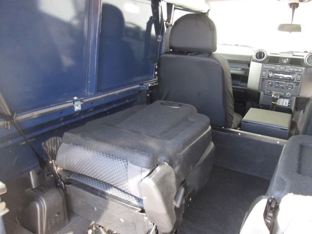 convert manual seat to power