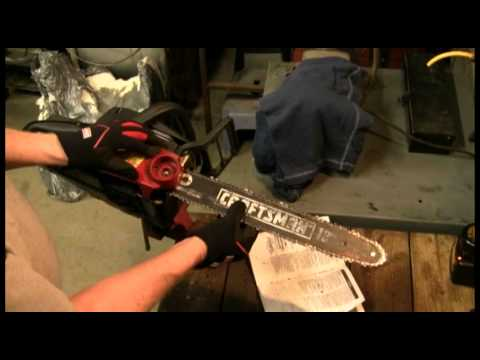 craftsman 18 inch 42cc chainsaw manual