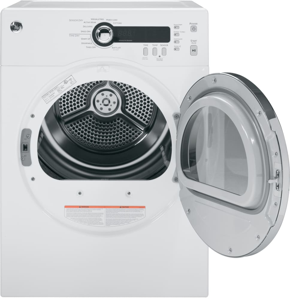 general electric washer dryer manual