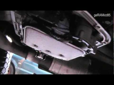 dodge ram manual transmission fluid change