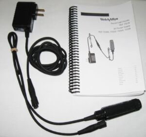 welch allyn 74710 service manual