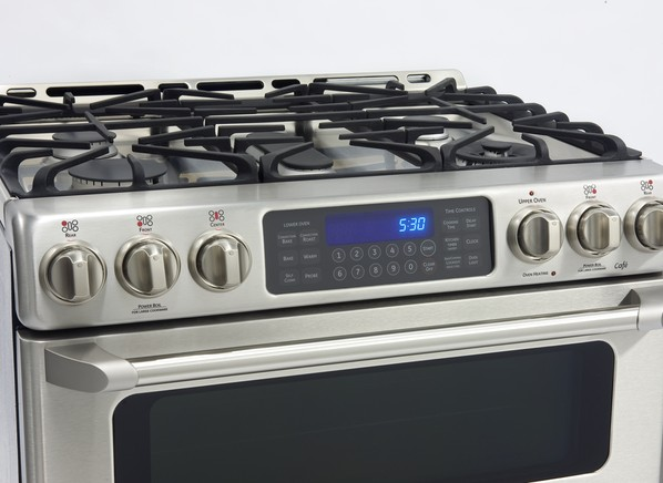 ge cafe gas range owners manual