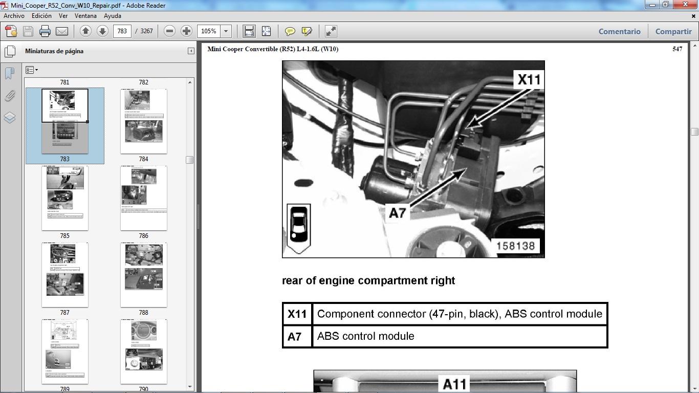 2006 mini cooper s service manual pdf