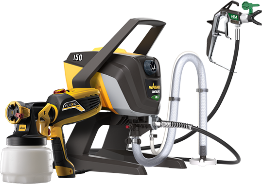 wagner heavy duty power painter series 200 manual