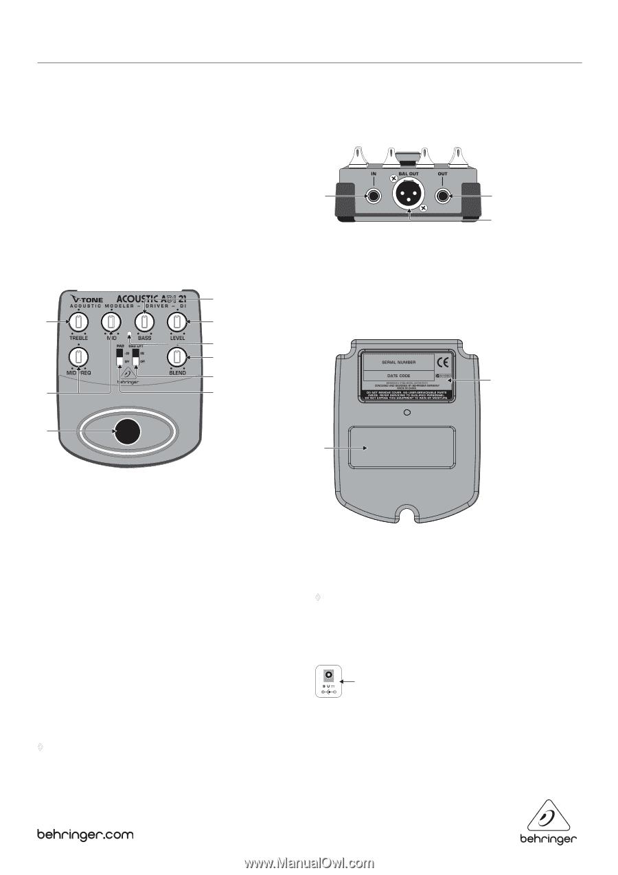 behringer eurorack pro rx1602 manual