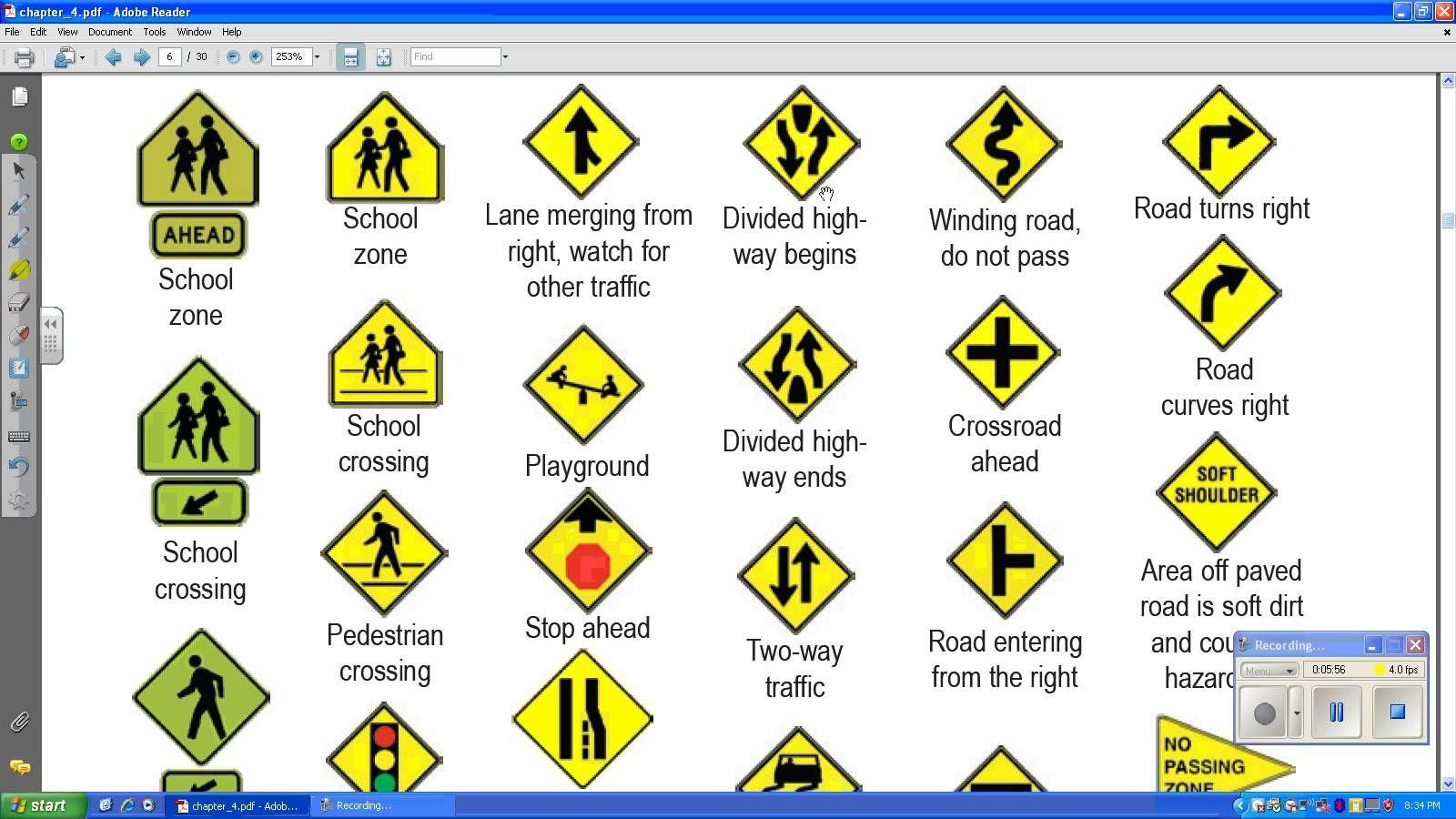 ontario traffic manual book 7