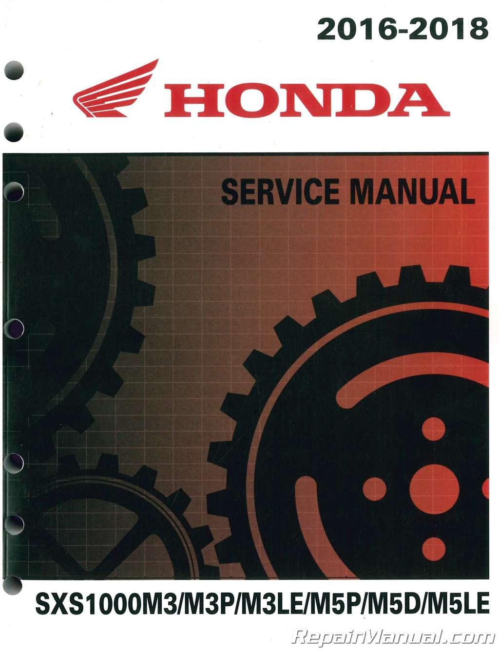 honda gx390 shop manual pdf