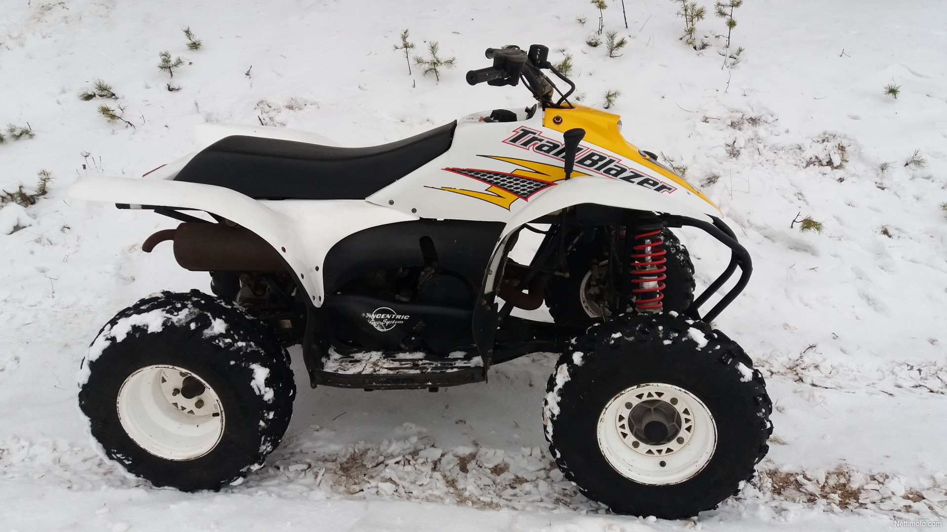 2000 polaris trailblazer 250 manual