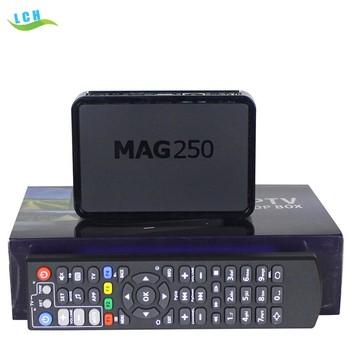 mag 250 iptv box manual