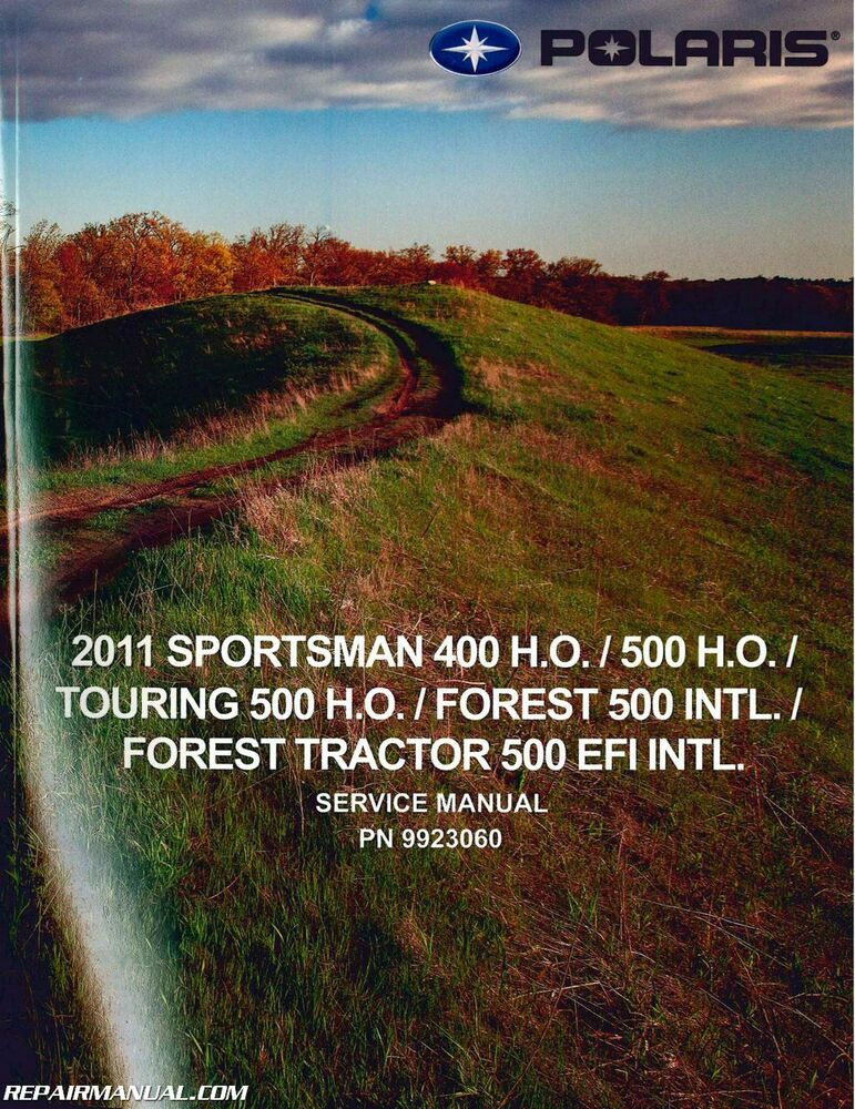 polaris sportsman 300 service manual