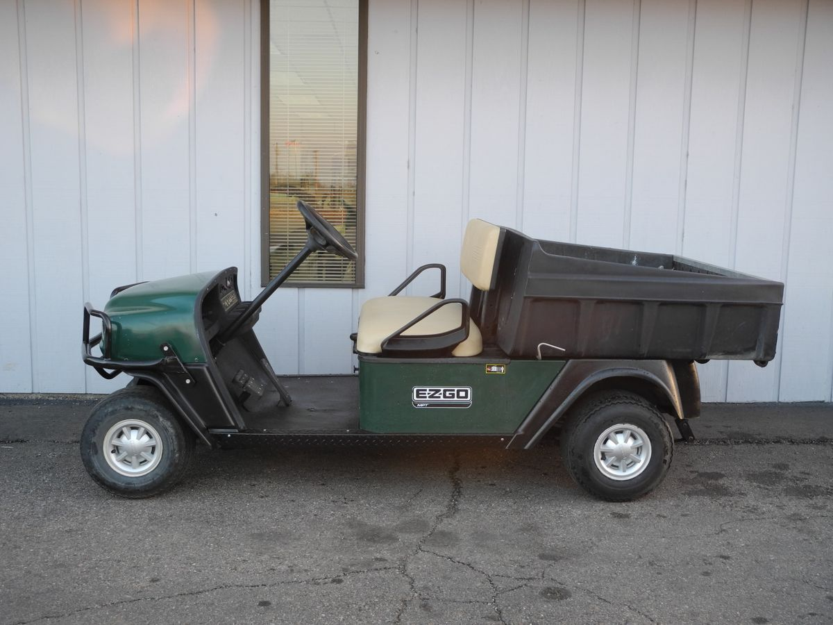ez go golf cart manual