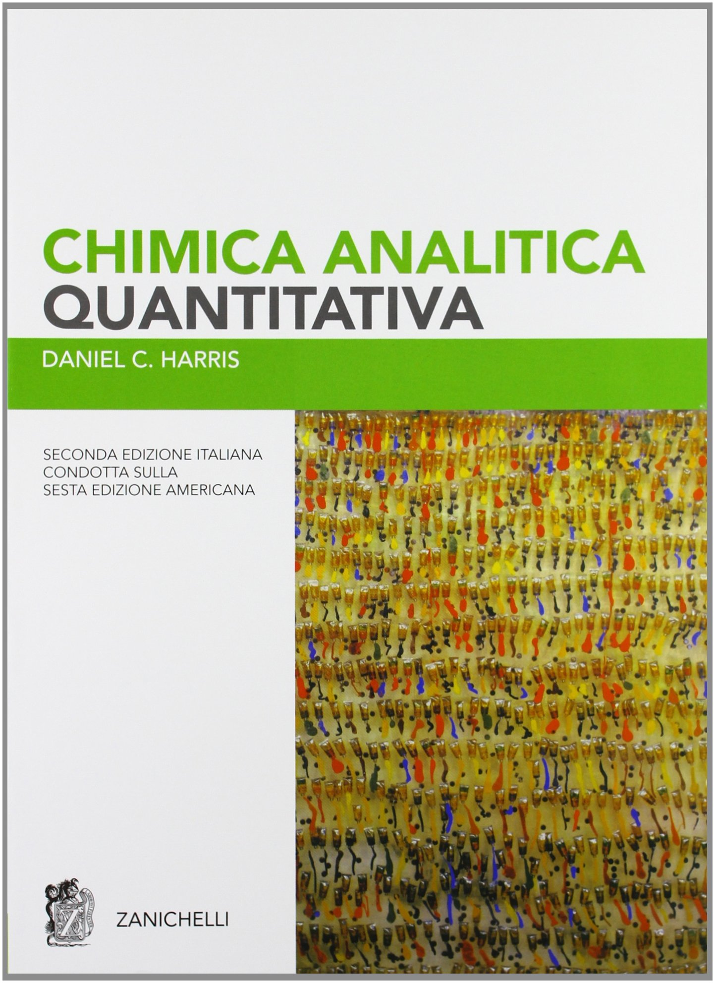 quantitative chemical analysis solutions manual 8th edition pdf free