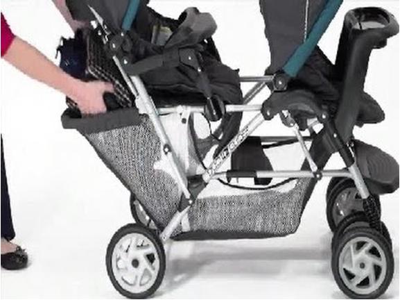graco modes click connect stroller manual