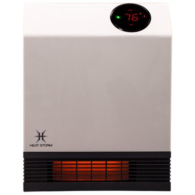 heat storm deluxe wall infrared heater manual