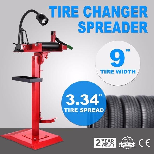 heavy duty manual tire changer