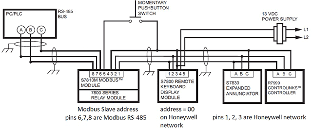 honeywell burner control rm7840 manual