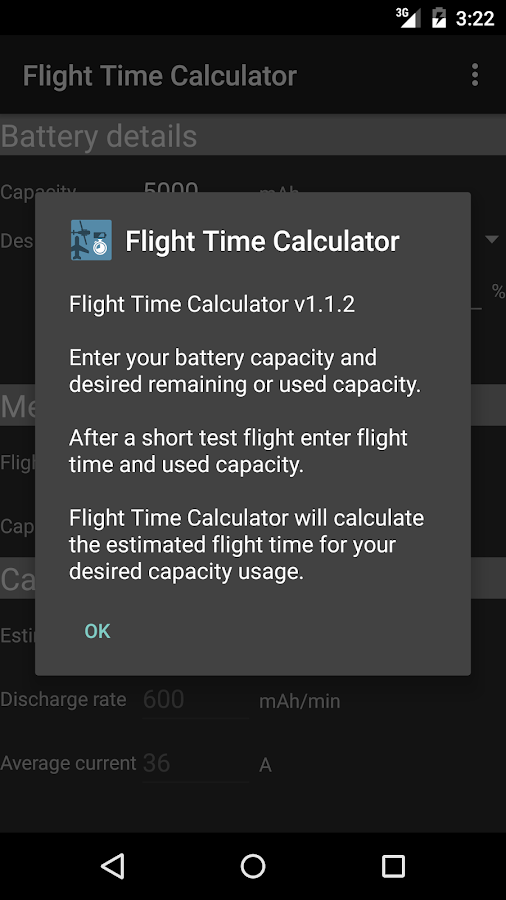 how to calculate flight time manually