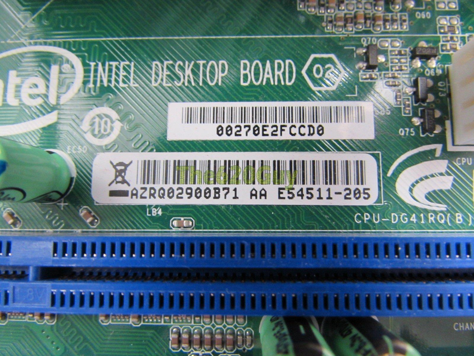 intel e210882 motherboard manual download