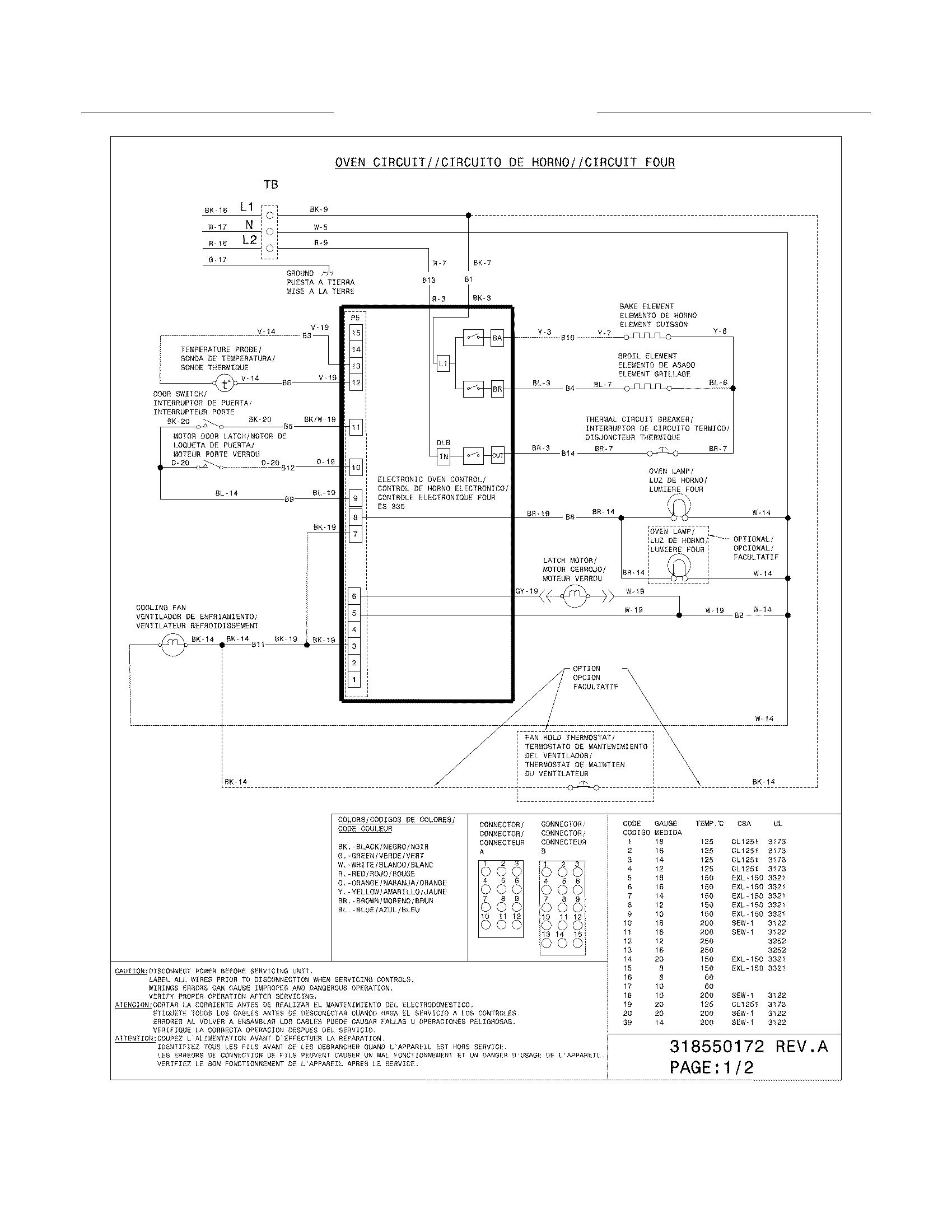 kenmore electric range repair manual