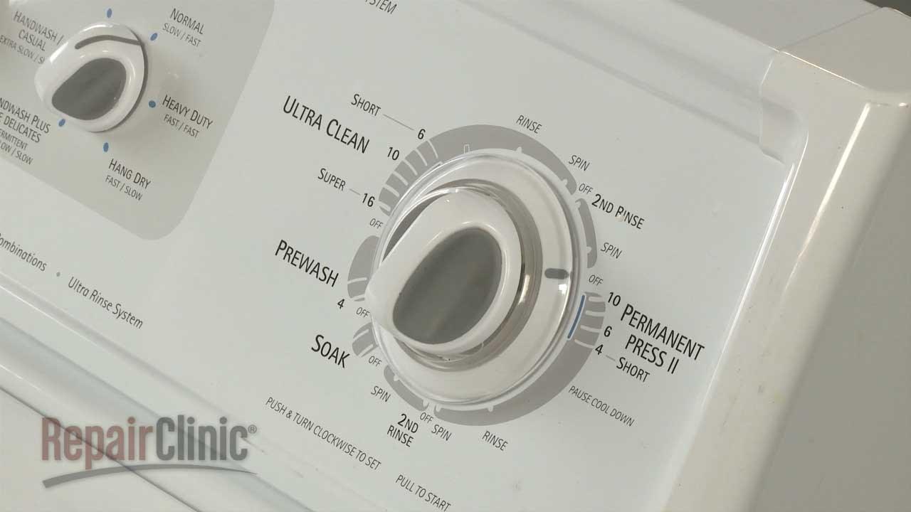 kenmore elite washing machine manual