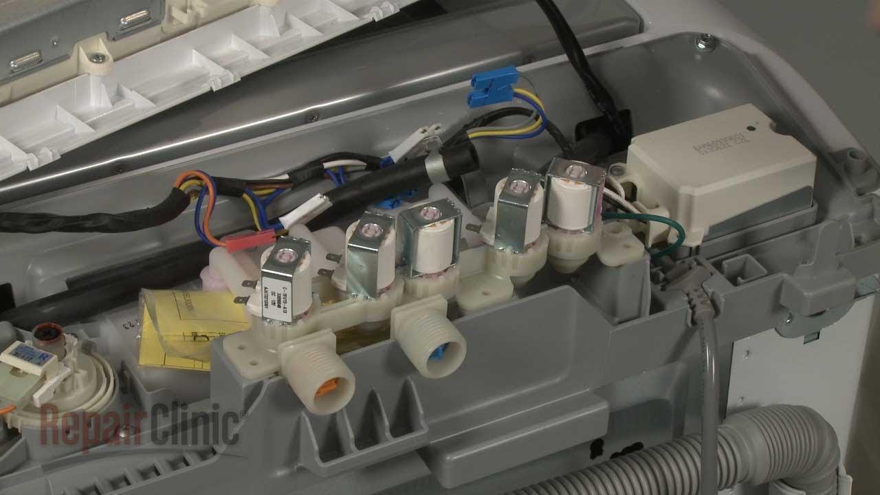 kenmore elite washing machine repair manual