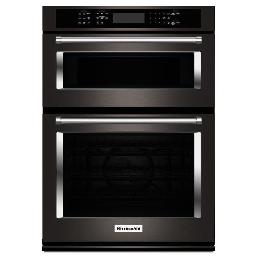 kitchenaid microwave oven combo manual