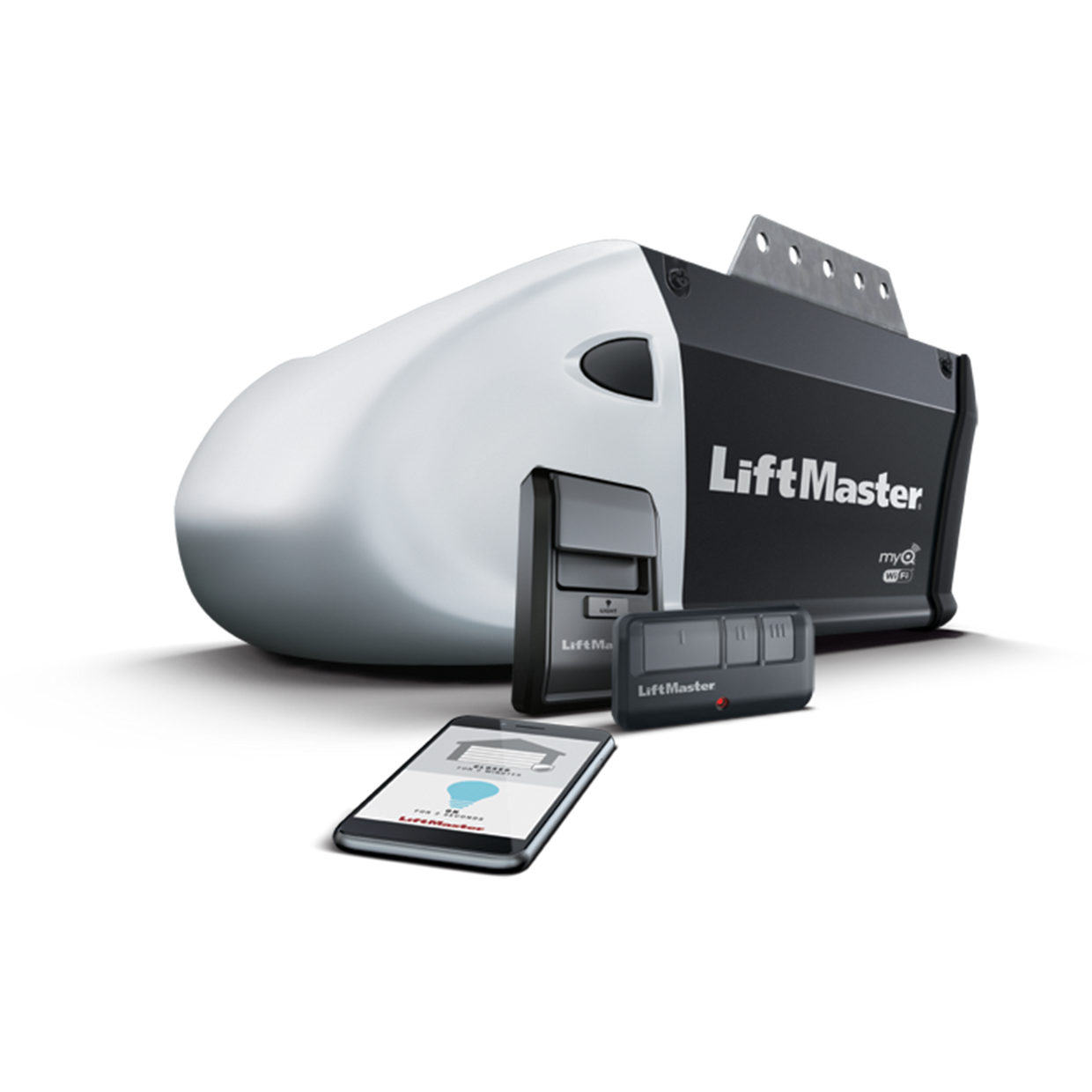 liftmaster 1 2 hp chain drive manual