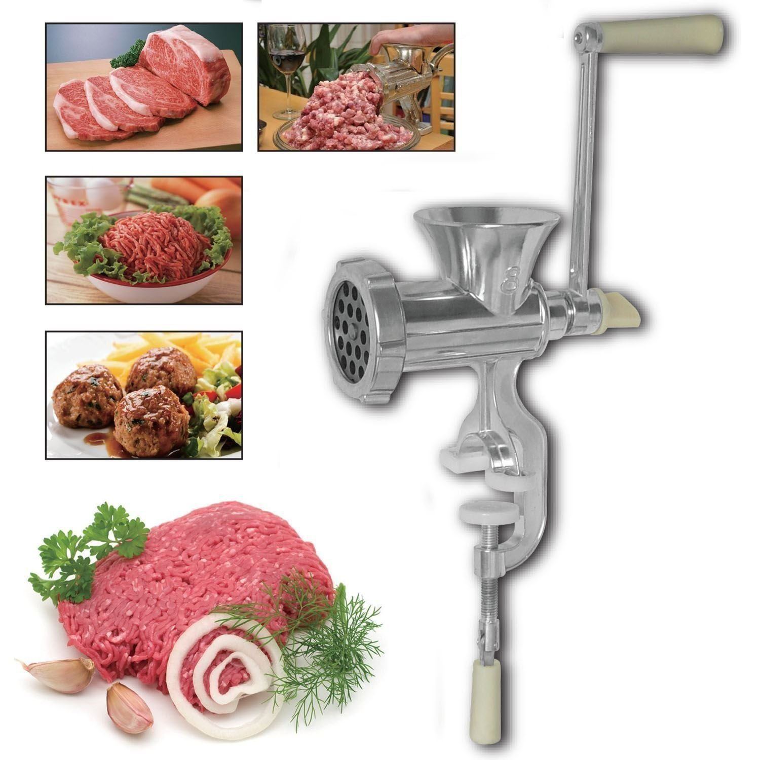 manual meat grinders for home use