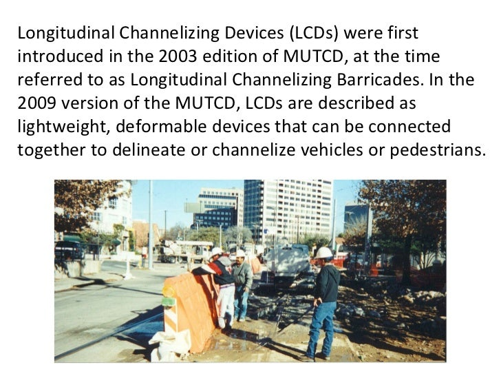 manual on uniform traffic control devices part 6