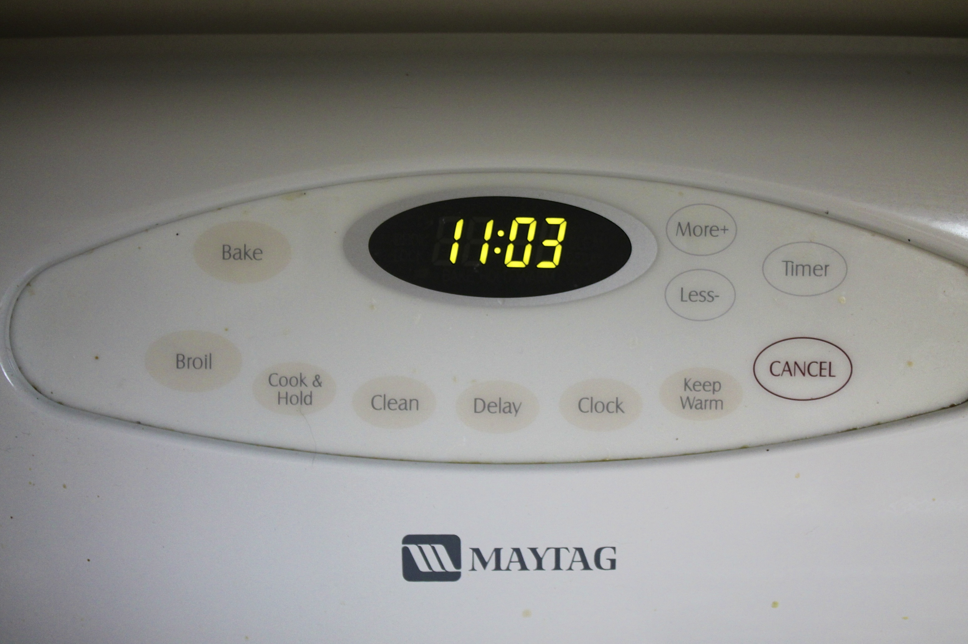 maytag gemini double oven gas manual