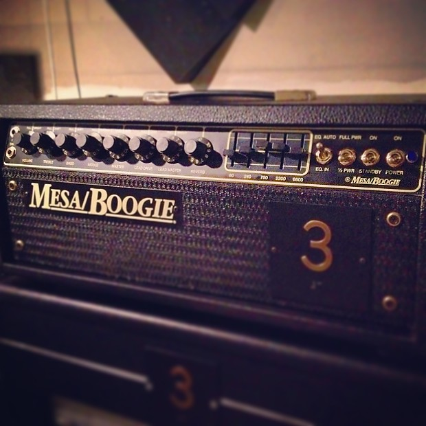 mesa boogie mark iii manual