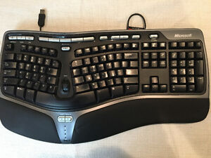 microsoft natural ergonomic keyboard 4000 manual download