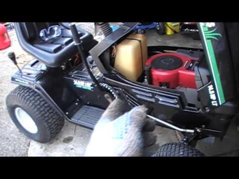 mtd yardman ride on mower manual