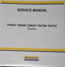 new holland tn65 service manual