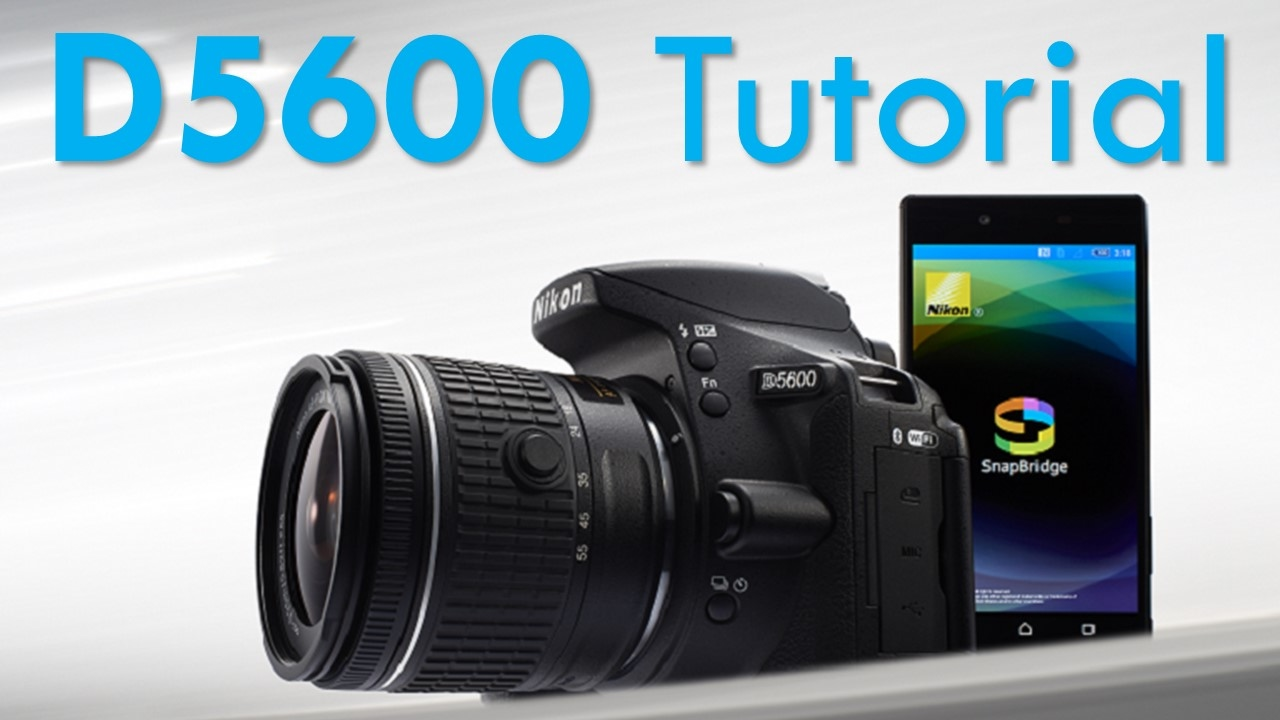 nikon d5600 manual download free