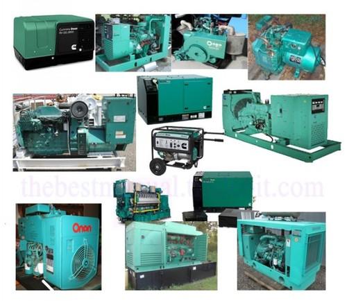 onan marine generator parts manual
