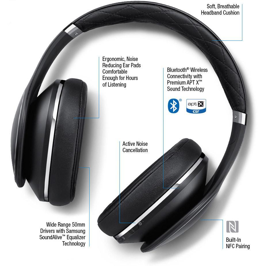 samsung level wireless headphones manual