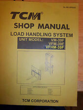 tcm fcg25 forklift service manual