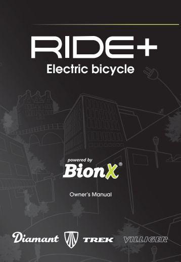 trek radar bike computer manual