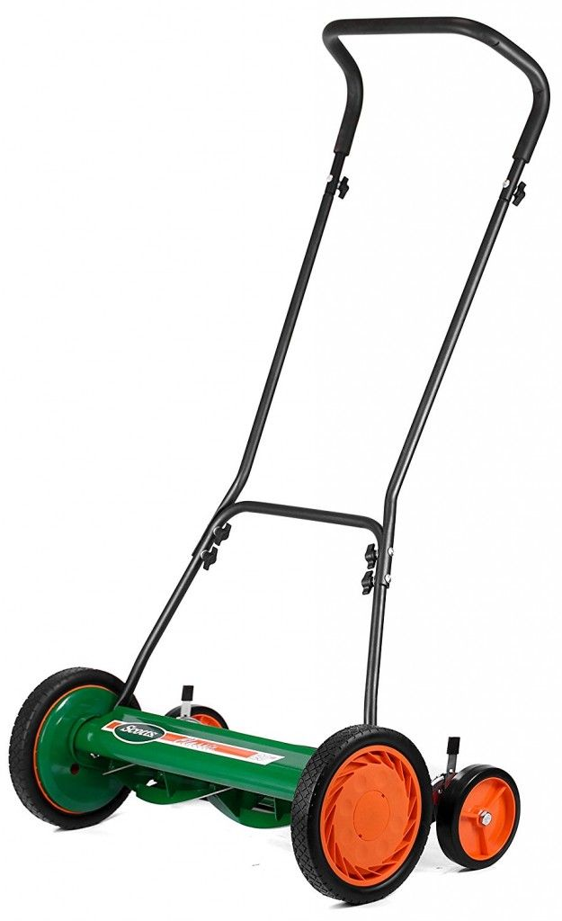 used manual lawn mowers for sale