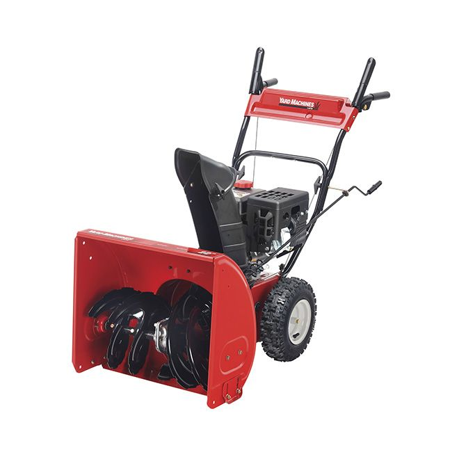 yardworks electric lawn mower manual